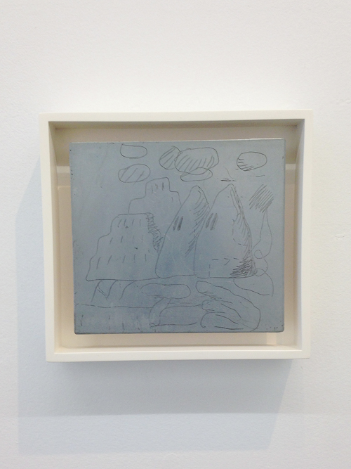 in Pictures for 'The Age of Small Things' at DODGEgallery. Image for Philip Guston