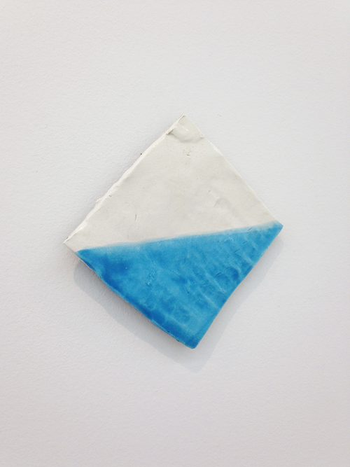 in Pictures for 'The Age of Small Things' at DODGEgallery. Image for Mary Heilmann