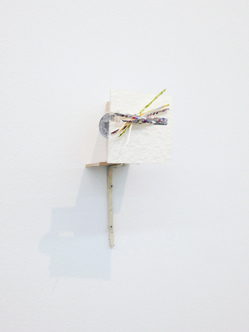 in Pictures for 'The Age of Small Things' at DODGEgallery. Image for Richard Tuttle