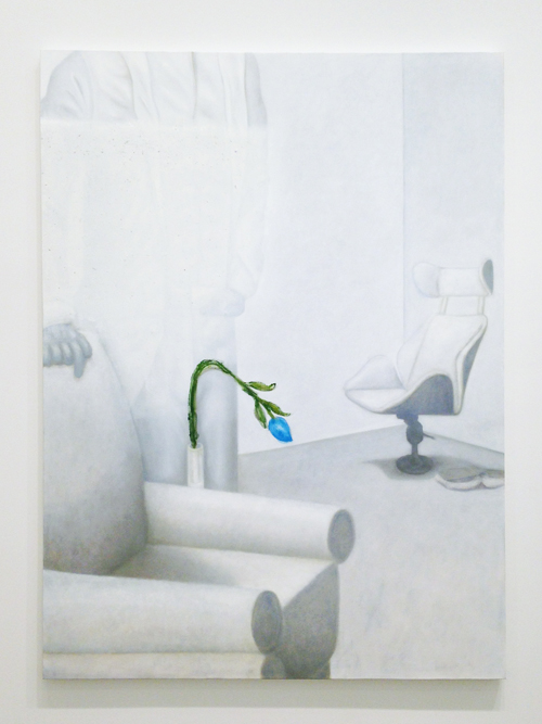 in Pictures for Stuart Hawkins and Keren Cytter at Zach Feuer Gallery. Image for Stuart Hawkins