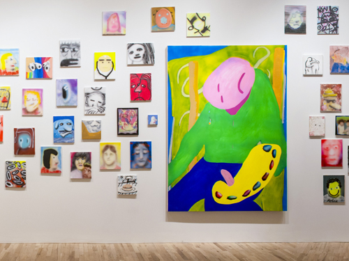 in Pictures for Austin Lee at Postmasters Gallery. Image for AUSTIN LEE, Installation view. Courtesy of Postmasters Gallery