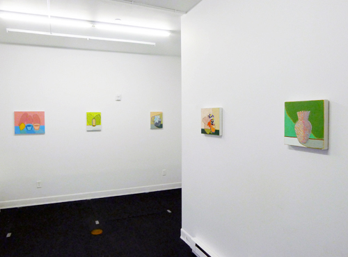 Month In Pictures Holly Coulis at Sardine. Image for 'PITCHERS' installation view. Image courtesy the artist and Sardine