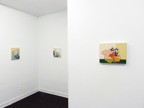 in Pictures for Holly Coulis at Sardine. Image for 'PITCHERS' installation view. Image courtesy the artist and Sardine