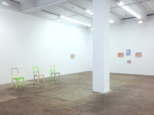 Month In Pictures Hayley Tompkins at Andrew Kreps Gallery. Image for