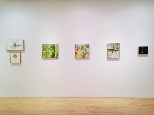 in Pictures for Lois Dodd at Alexandre Gallery. Image for