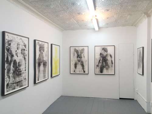in Pictures for Keltie Ferris at Chapter NY. Image for Keltie Ferris: 'Body Prints' at Chapter NY. Courtesy of Chapter NY.