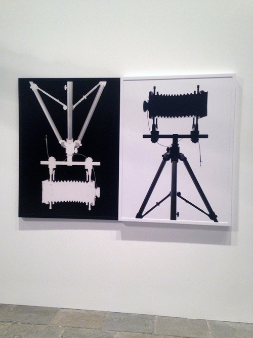 in Pictures for The 2014 Whitney Biennial at Whitney Museum of American Art. Image for Sarah Charlesworth