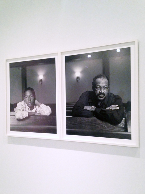 in Pictures for The 2014 Whitney Biennial at Whitney Museum of American Art. Image for Dawoud Bey