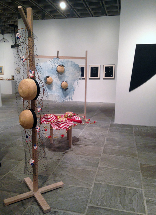 in Pictures for The 2014 Whitney Biennial at Whitney Museum of American Art. Image for Ei Arakawa and Carissa Rodriguez