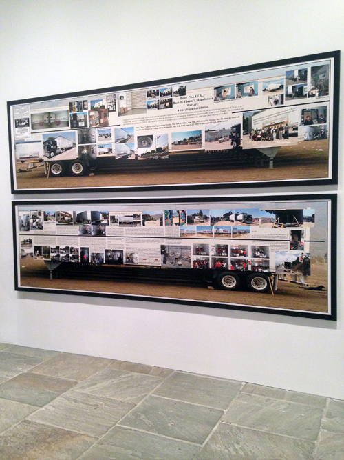 in Pictures for The 2014 Whitney Biennial at Whitney Museum of American Art. Image for Fred Lonidier