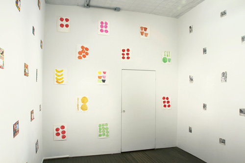 in Pictures for HALF DROP at Kerry Schuss. Image for Courtesy of Kerry Schuss.