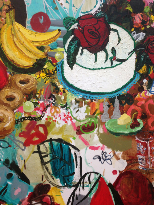 in Pictures for 'Cancel All Our Vows' at DODGEgallery. Image for Tracy Miller (detail)