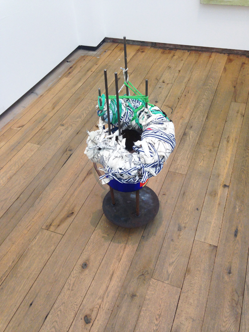 in Pictures for 'Cancel All Our Vows' at DODGEgallery. Image for Nancy Shaver