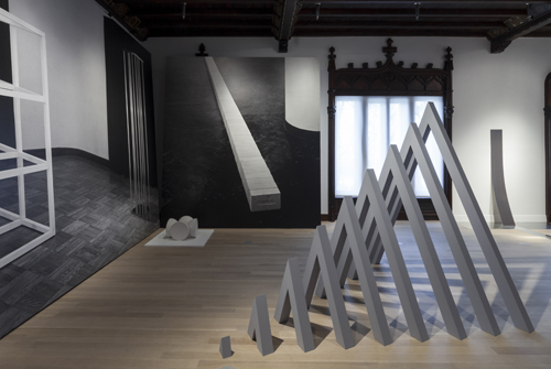 in Pictures for 'Other Primary Structures' at The Jewish Museum. Image for Installation view of Other Primary Structures at The Jewish Museum, New York.  Photo: David Heald/The Jewish Museum.