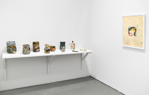 in Pictures for Magdalena Suarez Frimkess at White Columns. Image for Image courtesy of White Columns.