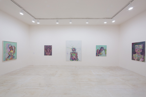 Month In Pictures Maria Lassnig at MoMA PS1. Image for Installation view of Maria Lassnig at MoMA PS1, 2014. © 2014 MoMA PS1; Photo Matthew Septimus. Courtesy MoMA PS1.