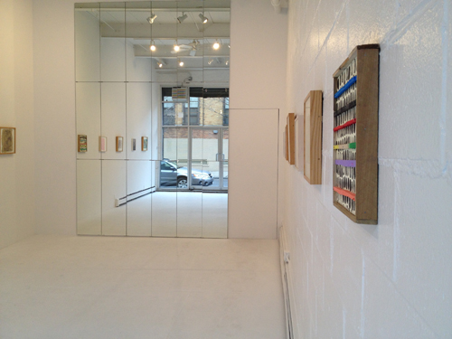 in Pictures for 'Devotional Spaces' at Ventana244. Image for Courtesy of Ventana244