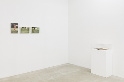 in Pictures for 'Poor Working Conditions' at Martos Gallery. Image for Installation View of 'Poor Working Conditions' at Martos Gallery, with works by Maren Hassinger and Asger Jorn. Courtesy of the artists. Photo by Charles Benton.