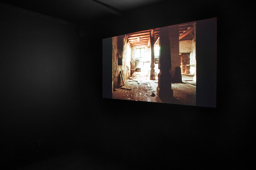 in Pictures for Heidi Bucher at Swiss Institute / CONTEMPORARY ART. Image for Heidi Bucher, Still from Räume sind hüllen, sind Häute (Rooms are suroundings, are skins), 1981, 16mm transferred to DVD, 32 min. George Reinhart, Winterthur.