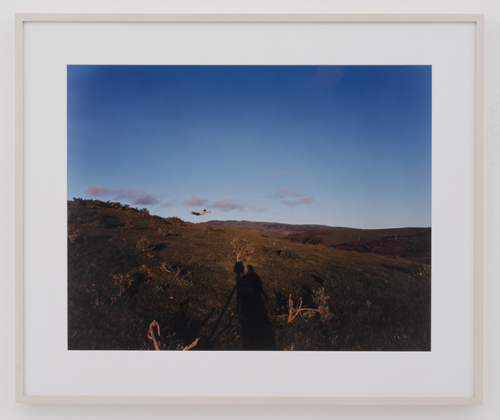 in Pictures for 'Particular Pictures' at The Suzanne Geiss Company. Image for Daniel Gordon, Untitled, 2003, Chromogenic print, 20 x 24 inches (50.8 x 61 cm). Photo Adam Reich. Courtesy The Suzanne Geiss Company.
