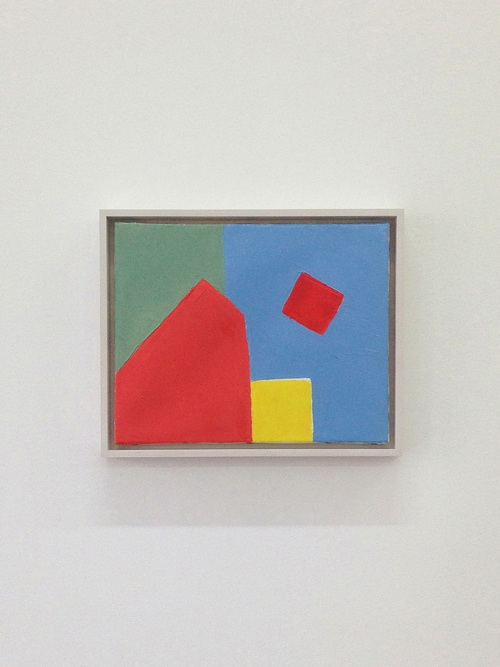in Pictures for Etel Adnan at Callicoon Fine Arts. Image for Installation View: Etel Adnan at Callicoon Fine Arts, 2014.