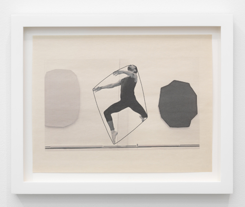 in Pictures for Nancy Brooks Brody at Andrew Kreps Gallery. Image for Nancy Brooks Brody, Merce Drawing, 2014, Ink on newsprint, Paper: 8 1/2 x 11 in (21.6 x 27.9 cm); Framed:11 x 13 3/8 in (27.9 x 34 cm). Courtesy of the artist and Andrew Kreps Gallery, New York.