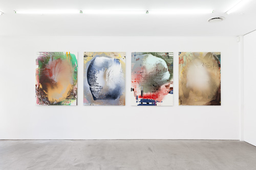 in Pictures for Jackie Saccoccio at Eleven Rivington. Image for Installation View: Jackie Saccoccio at Eleven Rivington, 2014. Courtesy of Eleven Rivington.