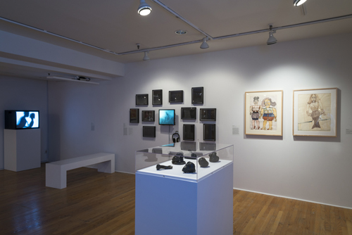 in Pictures for 'When the Stars Begin to Fall: Imagination and the American South' at The Studio Museum in Harlem. Image for Installation view of When the Stars Begin to Fall: Imagination and the American South, The Studio Museum in Harlem, 2014. Photo: Adam Reich