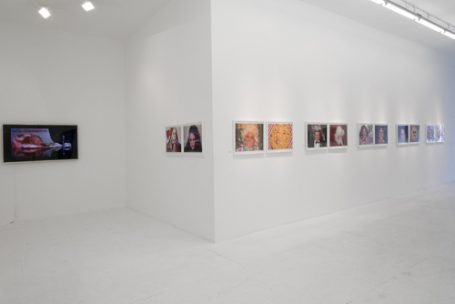 in Pictures for Jaimie Warren at The Hole. Image for Installation view of Jaimie Warren: That's What Friends Are For at The Hole, 2014. Courtesy of the artist and The Hole.