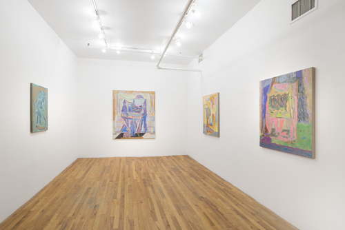 in Pictures for Michael Berryhill at KANSAS. Image for Installation view of Michael Berryhill: 'Beggars Blanket' at KANSAS, 2014. Courtesy of KANSAS, New York.