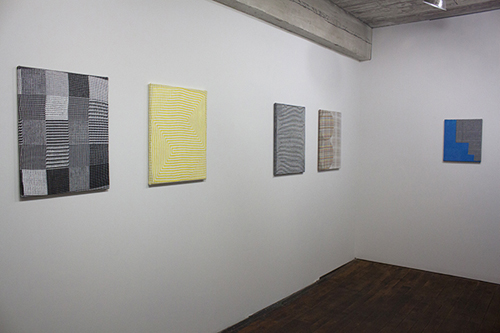 in Pictures for Samantha Bittman at Greenpoint Terminal Gallery. Image for  Installation view of Samantha Bittman: 'Soft Counting' at Greenpoint Terminal Gallery, 2014. Courtesy Greenpoint Terminal Gallery.