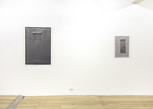 in Pictures for Matthew Buckingham, Zoe Leonard, Gordon Matta-Clark at Murray Guy. Image for Installation view of Matthew Buckingham, Zoe Leonard, Gordon Matta-Clark at Murray Guy, 2014. Image courtesy of Murray Guy, New York.