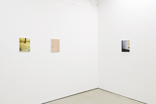 in Pictures for Rainer Spangl and Ezara Spangl at Essex Flowers. Image for Installation view of 'Northeast Corner at 2' at Essex Flowers, 2014. Images by Kyle Knodell. Courtesy of Essex Flowers.