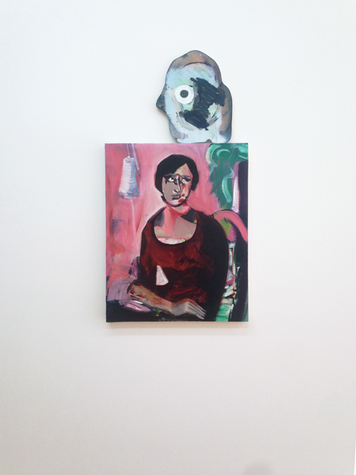 in Pictures for Becky Kolsrud at JTT. Image for Installation view of Becky Kolsrud: 'We Alter and Repair' at JTT, 2014.