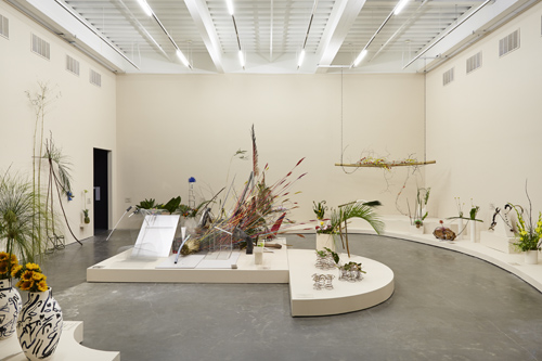 """in Pictures for Camille Henrot at New Museum. Image for """"Camille Henrot: The Restless Earth"""" at New Museum, 2014. Courtesy New Museum, New York. Photo: Benoit Pailley."""