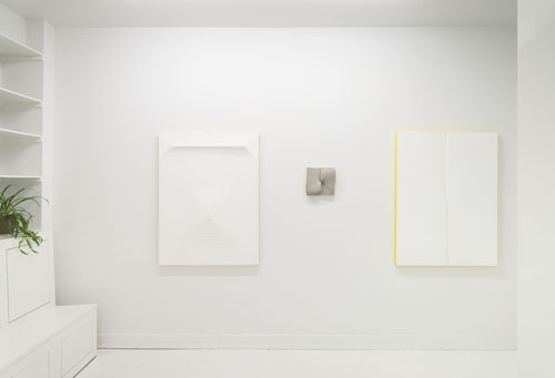 in Pictures for Mitchell Wright at Sardine. Image for Installation view of Mitchell Wright: 'hard feelings' at Sardine, 2014. Image courtesy the artist and Sardine.