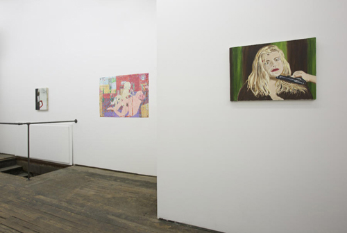 """in Pictures for 'Vintage Violence' at Monya Rowe Gallery. Image for Installation view: """"Vintage Violence"""" at Monya Rowe Gallery, New York. Courtesy of the artist and Monya Rowe Gallery, New York."""