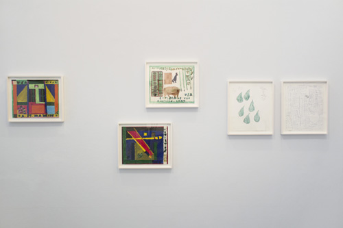 Month In Pictures Ray Hamilton, Daniel Heidkamp, Patrick Berran, Jennifer Nichols, and Primary Information / ALBUM at White Columns. Image for Installation view of Ray Hamilton at White Columns, 2014. Image courtesy of White Columns.