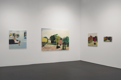 in Pictures for Ray Hamilton, Daniel Heidkamp, Patrick Berran, Jennifer Nichols, and Primary Information / ALBUM at White Columns. Image for Installation view of Daniel Heidkamp at White Columns, 2014. Image courtesy of White Columns.