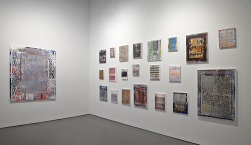 in Pictures for Ray Hamilton, Daniel Heidkamp, Patrick Berran, Jennifer Nichols, and Primary Information / ALBUM at White Columns. Image for Installation view of Patrick Berran at White Columns, 2014. Image courtesy of White Columns.