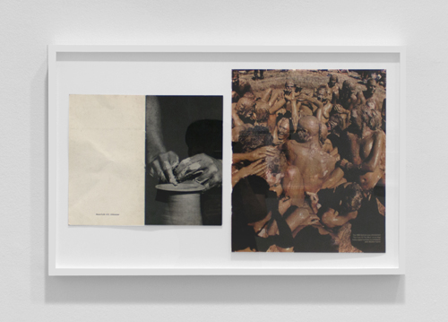 in Pictures for Ray Hamilton, Daniel Heidkamp, Patrick Berran, Jennifer Nichols, and Primary Information / ALBUM at White Columns. Image for Primary Information / ALBUM at White Columns 2014. Image courtesy of White Columns.