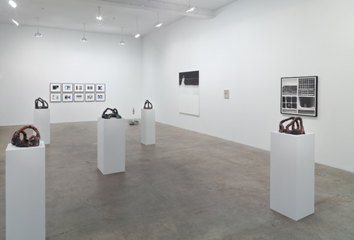 in Pictures for 'Fixing a Hole' at Koenig & Clinton. Image for Fixing a Hole (installation view, Koenig & Clinton, New York)