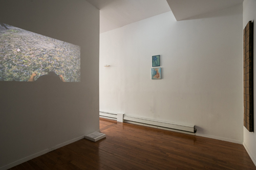 in Pictures for 'Matter to Scale' at Peninsula Art Space. Image for Installation view: Matter to Scale, Peninsula Art Space, Brooklyn, NY, 2014. Photo by Cameron Blaylock. Courtesy of Peninsula Art Space.