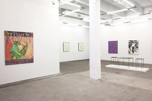 in Pictures for 'All a tremulous heart requires' at ZieherSmith. Image for Installation view of 'All a tremulous heart requires' at ZieherSmith, 2014. Courtesy of ZieherSmith, NY.