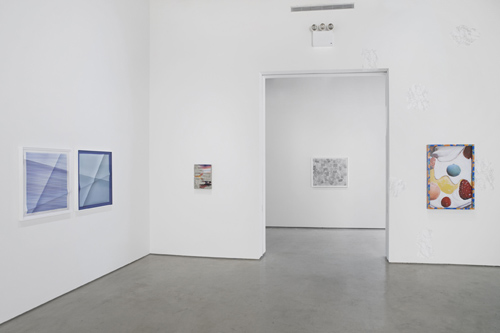 in Pictures for 'Fixed Variable' at Hauser & Wirth. Image for Installation view, 'Fixed Variable', Hauser & Wirth New York, 18th Street, 2014 © John Houck © Letha Wilson © Matt Keegan © Chris Wiley. Courtesy the artist, Hauser & Wirth, Altman Siegel, Nicelle Beauchene Gallery, On Stellar Rays and Higher Pictures. Photo: Cooper Dodds.