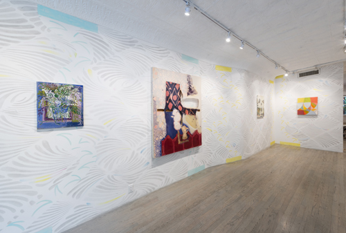 in Pictures for 'The Jam 3.0' at Steven Harvey Fine Art Projects. Image for Installation view of 'The Jam 3.0' at Steven Harvey Fine Art Projects, 2014. Courtesy of Steven Harvey Fine Art Projects.