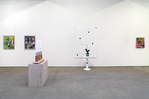 in Pictures for 'Displayed' at Anton Kern Gallery. Image for Displayed, Installation view, 2014. Courtesy Anton Kern Gallery, New York.