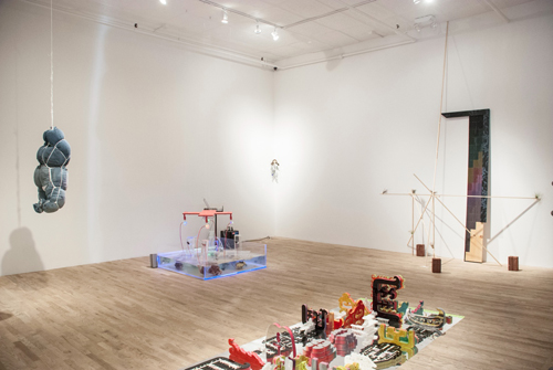 in Pictures for 'This is what sculpture looks like' at Postmasters Gallery. Image for Installation view of 'This is what sculpture looks like' at Postmasters Gallery, 2014. Courtesy of Postmasters Gallery.