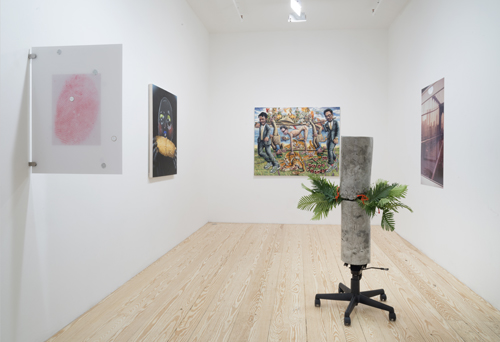 in Pictures for 'New Hells' at Derek Eller Gallery. Image for Installation view of 'New Hells' at Derek Eller Gallery, 2014. Courtesy Derek Eller Gallery.