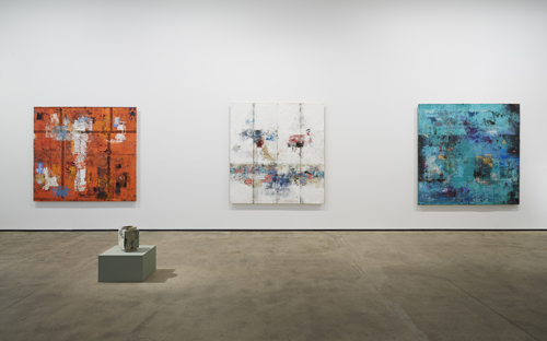 in Pictures for 'From Pre-History to Post-Everything' at Sean Kelly Gallery. Image for Installation view of From Pre-History to Post-Everything at Sean Kelly, New York, June 27 - August 8, 2014. Photography: Jason Wyche. Courtesy: Sean Kelly, New York.